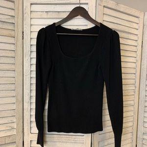 Everlane Scoop Sweater
